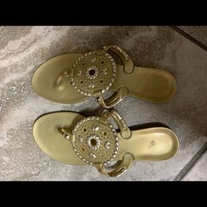 Jack rogers size 8. Used good conditions